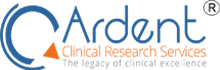 Ardent-Clinical Research Services Logo